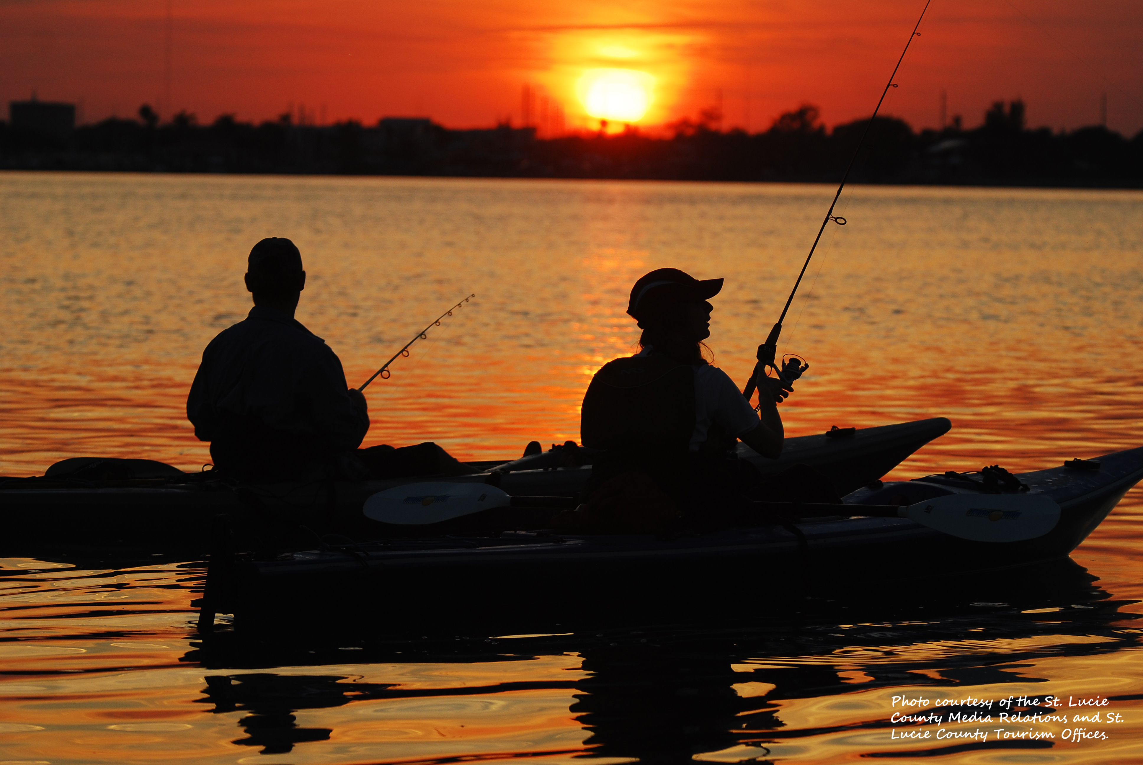 St lucie county tourism downloable images for Indian river fishing