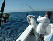 Fishing Offshore in St. Lucie County